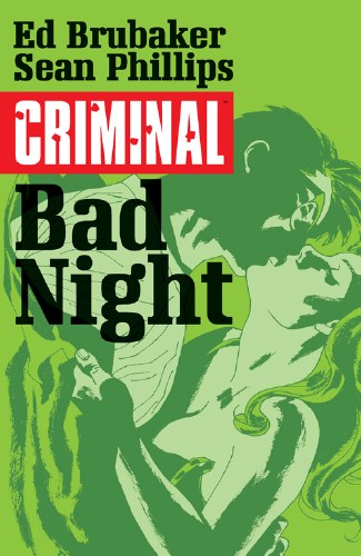Criminal TP VOL 04 Bad Night (