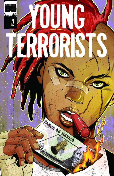 Young Terrorists #2 (Mr)