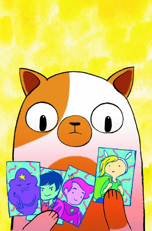 Adventure Time Fionna & Cake Card Wars #1 (of 6)