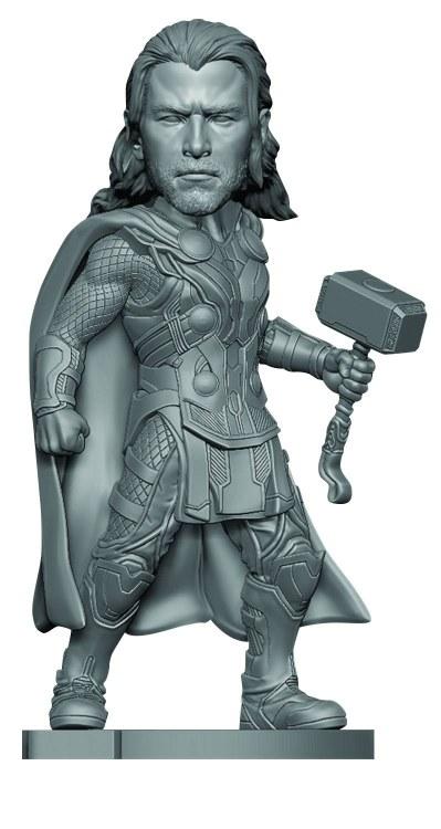 Avengers Aou Thor Extreme Head Knocker