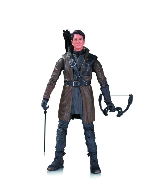 Arrow Tv Malcolm Merlyn Action Figure