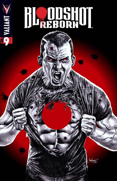 Bloodshot Reborn #9 Cvr A Suay