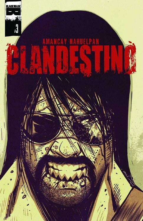 Clandestino #3 (Mr)