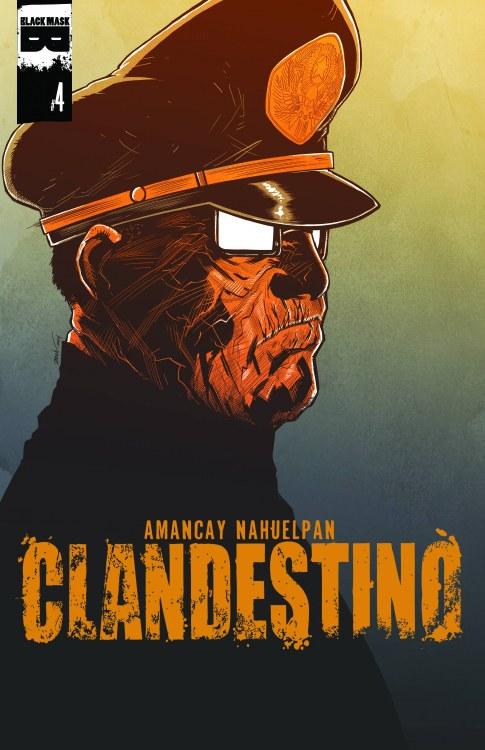 Clandestino #4 (Mr)