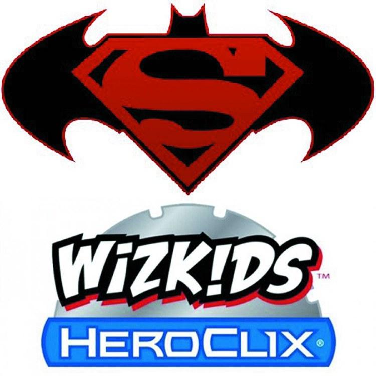 DC Heroclix Worlds Finest Fast Forces 6pk