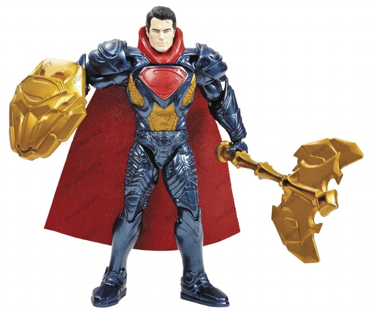 Batman Vs Superman 6in Epic Battle Superman Action Figure