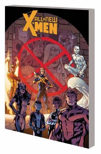 All New X-Men Inevitable Tp Volume 01 Ghosts of Cyclops