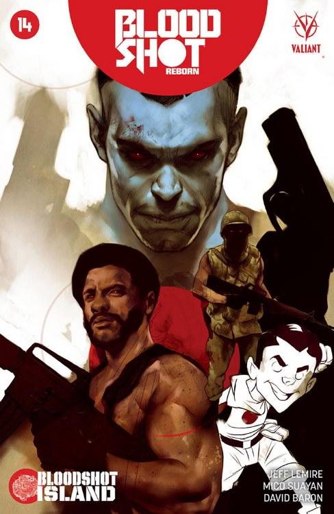 Bloodshot Reborn #14 Cover B