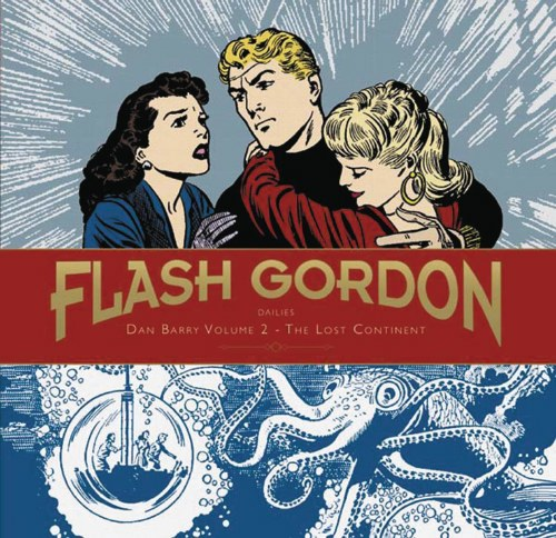Flash Gordon Dailies HC VOL 02 The Lost Continent