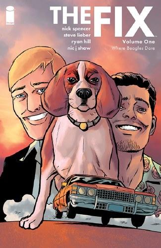 Fix TP VOL 01 Where Beagles Dare (Mr)