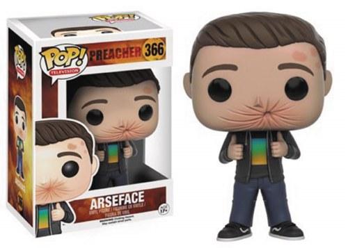 Pop TV AMC Preacher Arseface Vinyl Figure