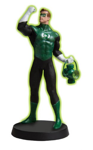 DC Superhero Best of Figurine Collection Magazine #22 Green Lantern