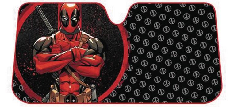 Deadpool Repeater Accordion Au