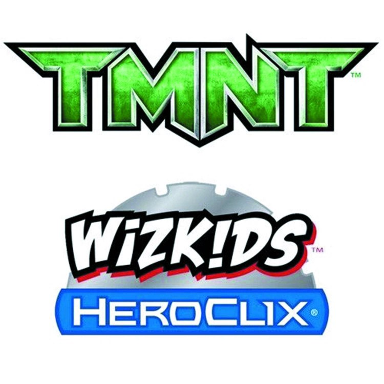Tmnt Heroclix Heroes In a Half Shell Fast Forces 6 Pack