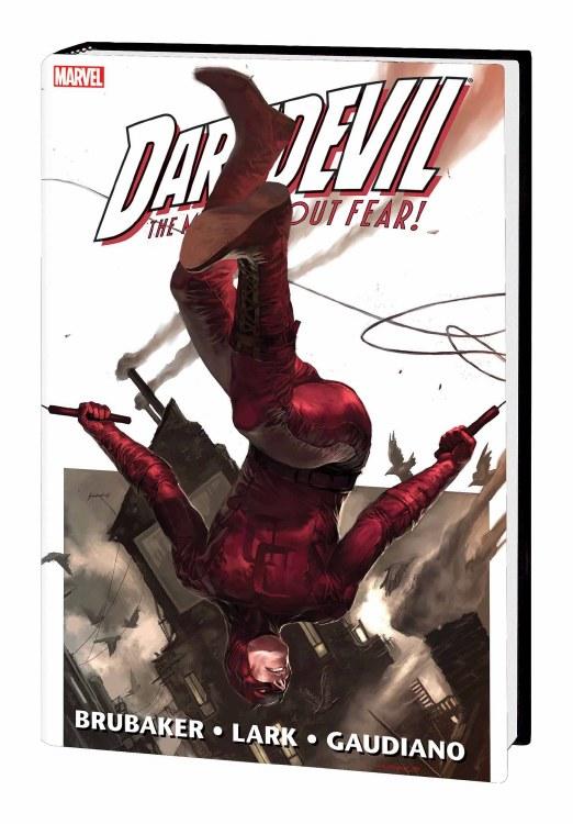 Daredevil by Brubaker and Lark Omnibus HC VOL 01 New Ptg