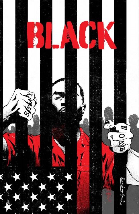 Black #5 (of 6) (Mr)