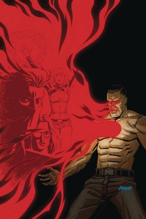 Bloodshot Reborn #0 Cover C Johnson