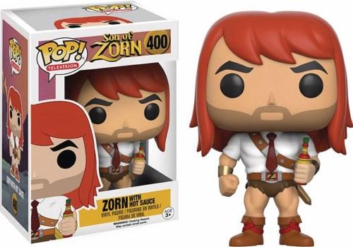 Pop Son of Zorn Zorn W/Hot Sau