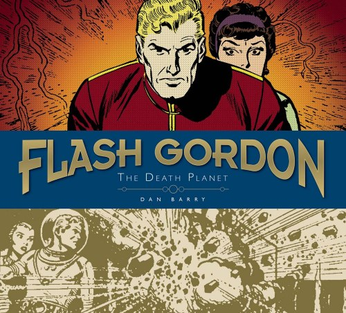 Flash Gordon Dan Barry Sundays HC VOL 01 Death Planet