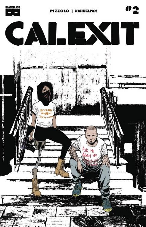 Calexit #2 (Mr)