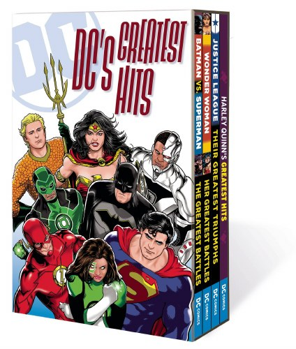 DC Greatest Hits Box Set