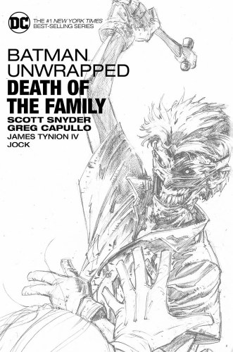 Batman Unwrapped Death of the Family HC