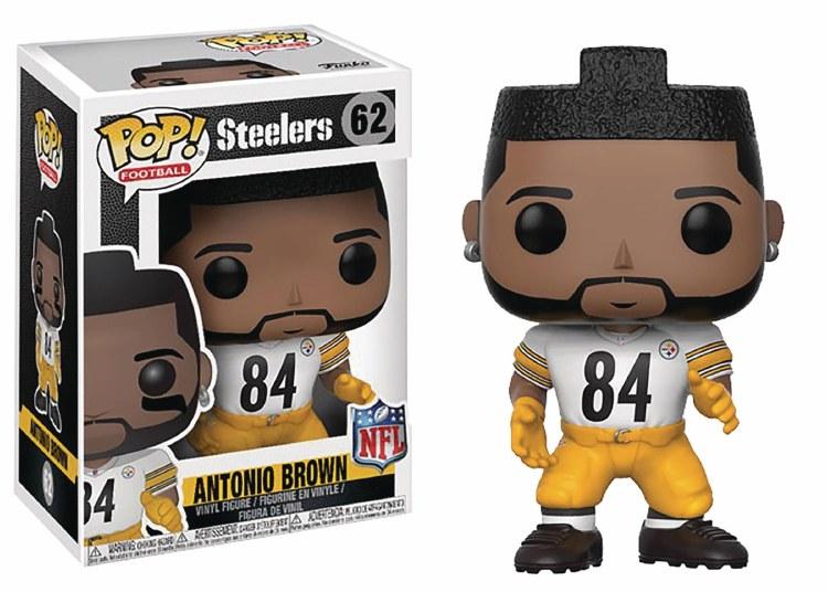 Pop Nfl Antonio Brown Steelers