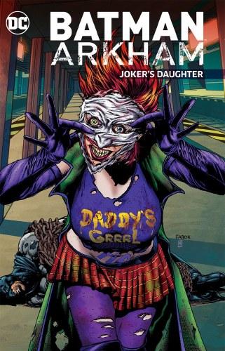 Batman Arkham Jokers Daughter TP