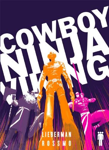 Cowboy Ninja Viking Dlx Ed TP