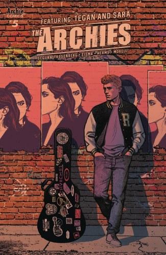 Archies #5 Cvr A Reg Smallwood