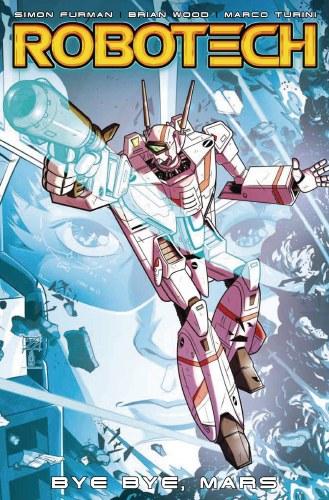 Robotech TP VOL 02 Bye Bye Mars