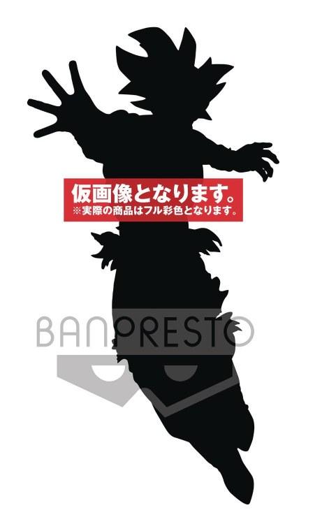 Dragon Ball Super In Flight Goku Special Version Figure