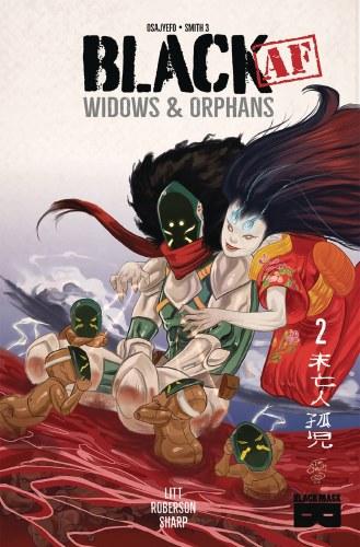 Black Af Widows & Orphans #2 (Mr)