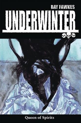 Underwinter Queen of Spirits T