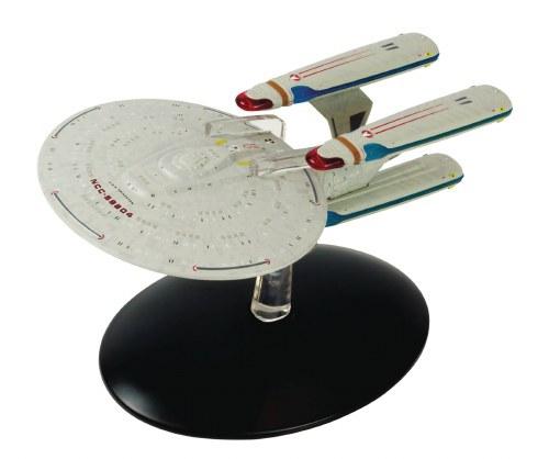 Star Trek Starships Fig Mag #126 Uss Princeton