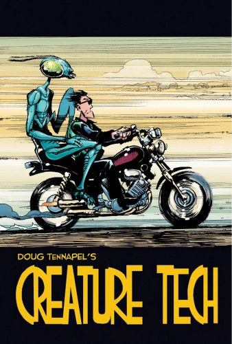 Creature Tech GN (New Edition)