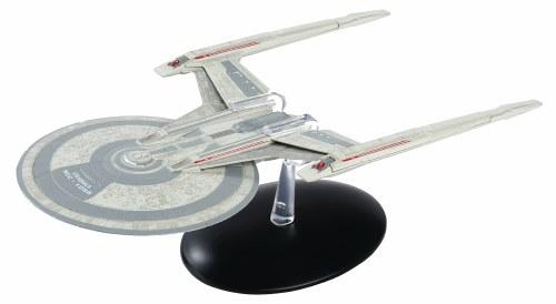 Star Trek Discovery Fig Mag #3 Uss Kerala Shepard Class