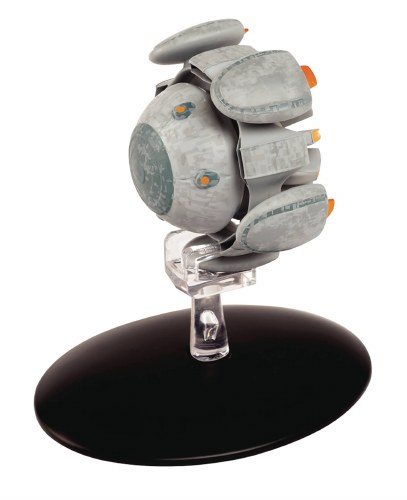 Star Trek Starships Figure Magazine #127 Eymorg Ion Drive Ship