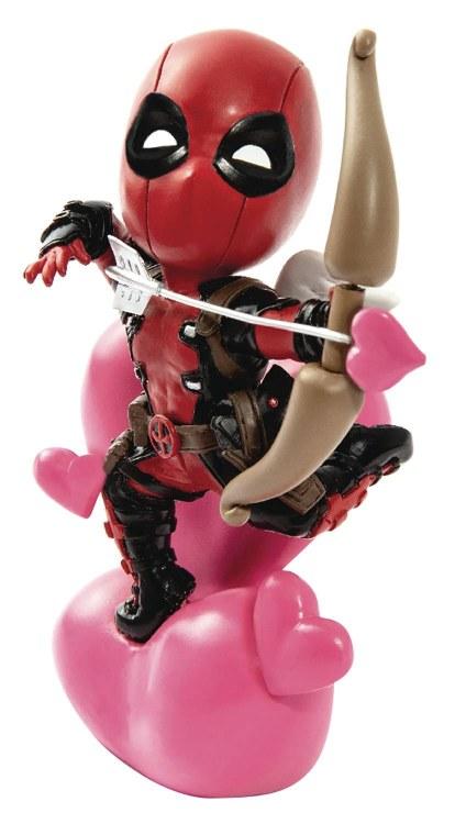 Marvel Comics Mea-004 Deadpool Cupid Px Fig