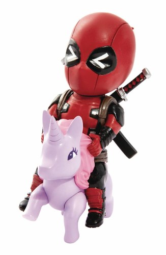 Marvel Comics Mea-004 Deadpool Pony Px Fig