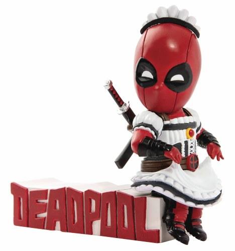 Marvel Comics Mea-004 Deadpool Servant Px Fig