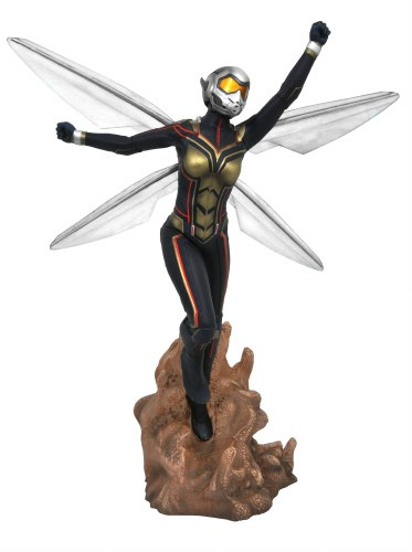 Marvel Gallery Ant-Man & The Wasp Movie Wasp Pvc Figure