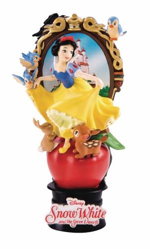 Snow White Ds-013 Dream-Select Ser Px 6in Statue
