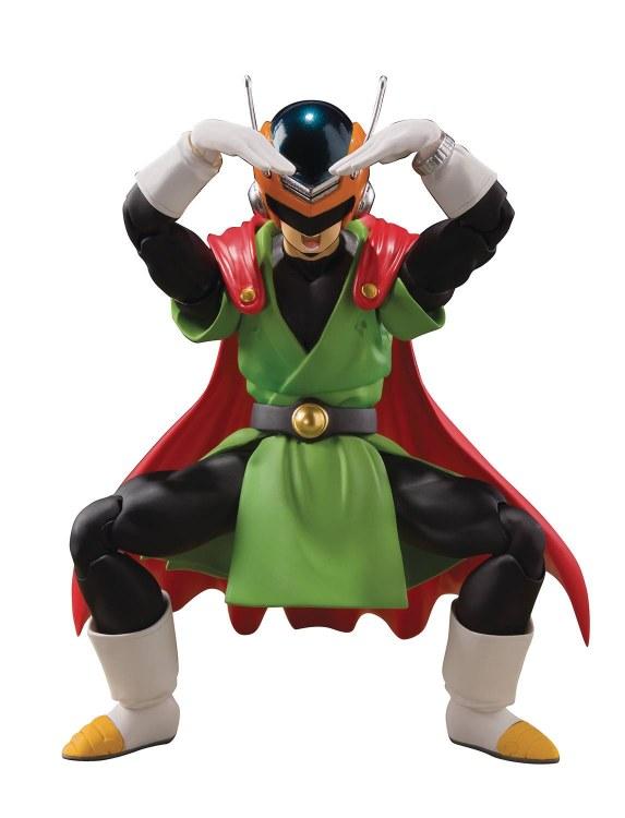 Dragon Ball Great Saiyaman S.h.figuarts Action Figure