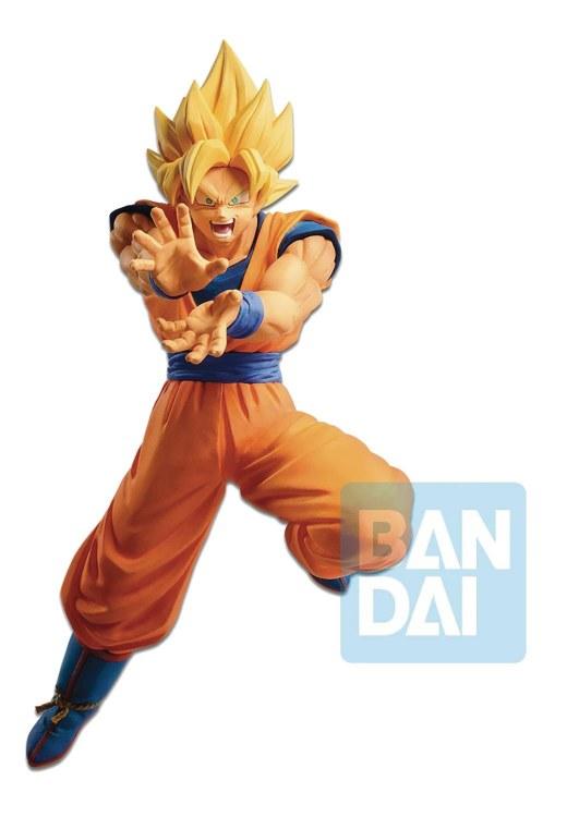 Dbz Dragon Ball Fighterz Super Saiyan Son Goku Figure