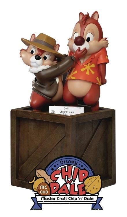 Disney Mc-009 Chip N Dale Px 1/4 Scale Statue
