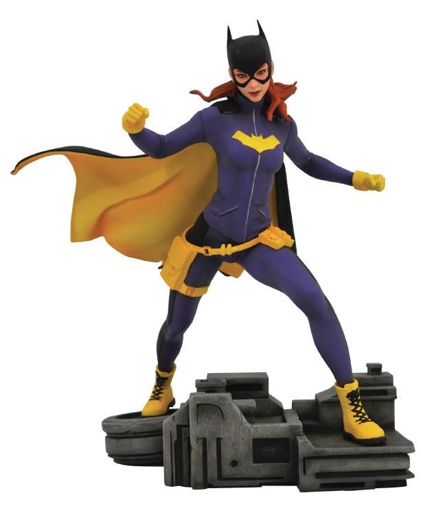 DC Gallery Batgirl Comic Pvc Figure