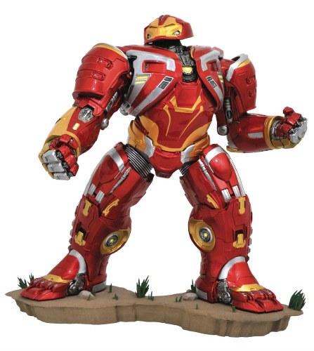 Marvel Gallery Avengers 3 Hulkbuster Deluxe PVC Figure