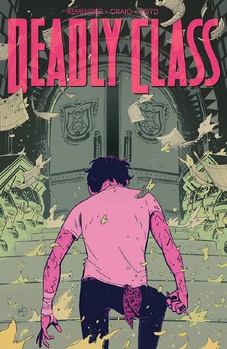 Deadly Class #39 Cvr A Craig (