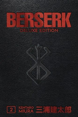 Berserk Deluxe Edition HC VOL 02